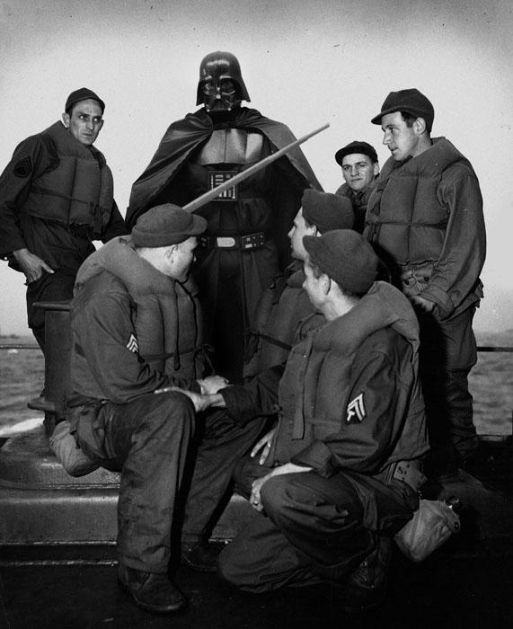 Darth Vader WW2