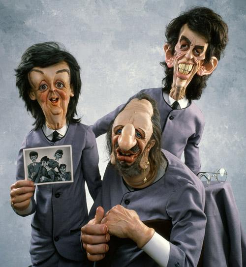 Beatles Sculpture