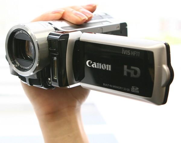 Canon HD hf11