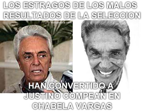 Justino Compean Chavela Vargas