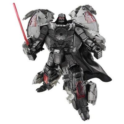 Darth Vader transformer