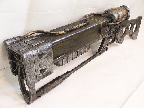 Fallout 3 Rifle