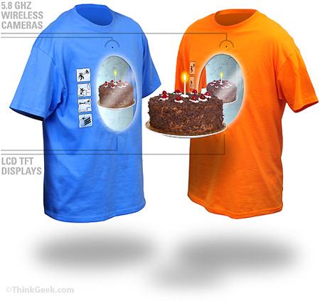 Portal shirts