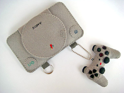 playstation iphone case