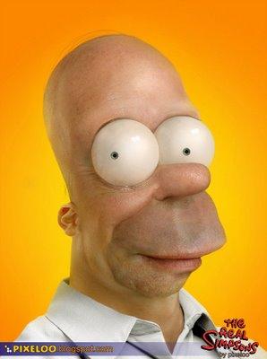 Real Homer Simpson