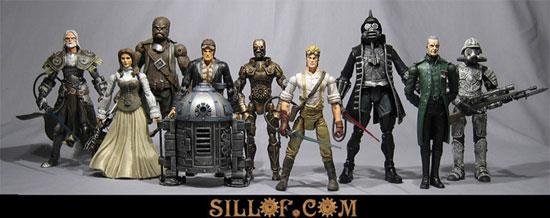 Star wars steampunk