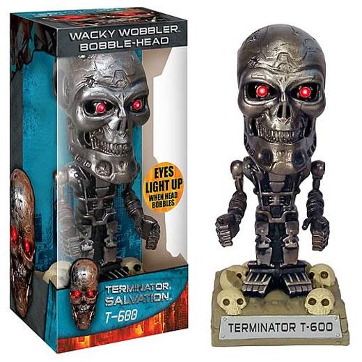 Terminator Booblehead