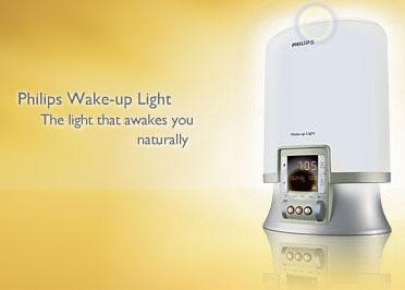 Wake up light