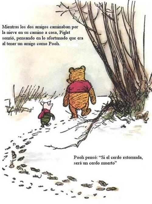 Winnie Poo Influenza Porcina