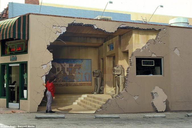 Murales 3D