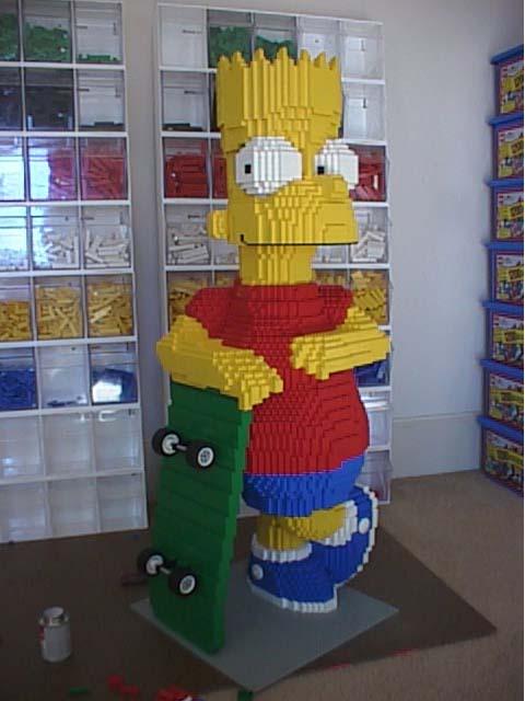 Bart LEGO