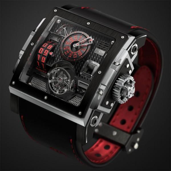 HD3 Black Pearl watch