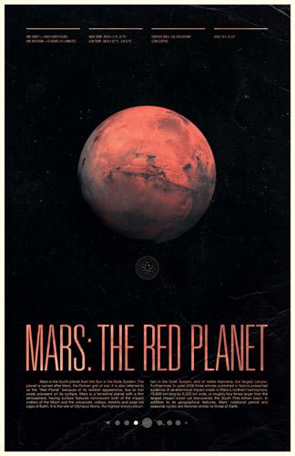 Cartel Marte