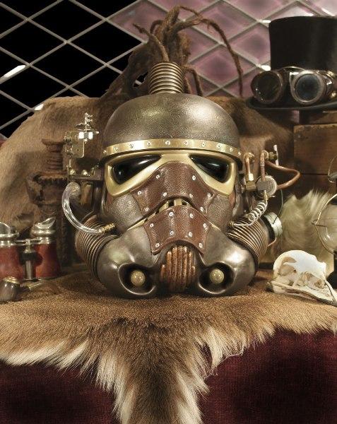 Helmet Stormtrooper Steampunk