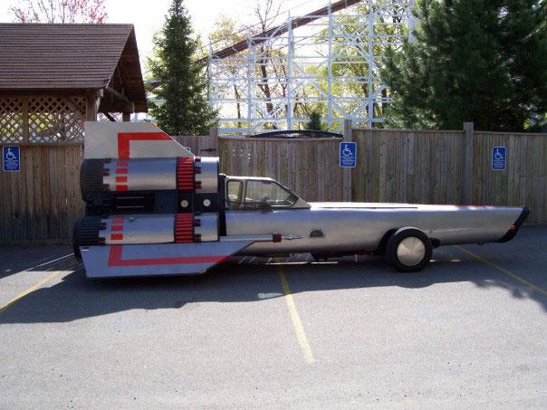 BSG Viper car