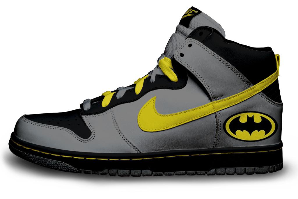 Nike Batman