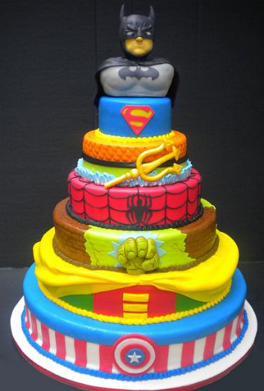 Pastel Super Heroes