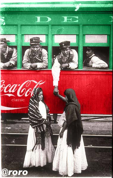Revolucion Mexicana Coca-Cola