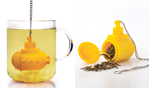Tea Yellow Submarine