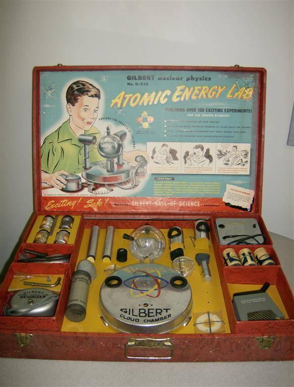 Atomic Lab Toy