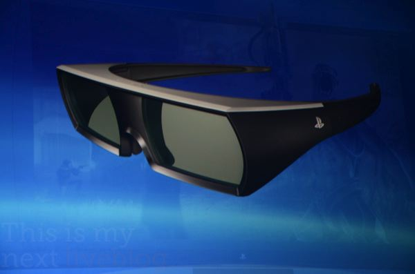 Playstation 3D Monitor