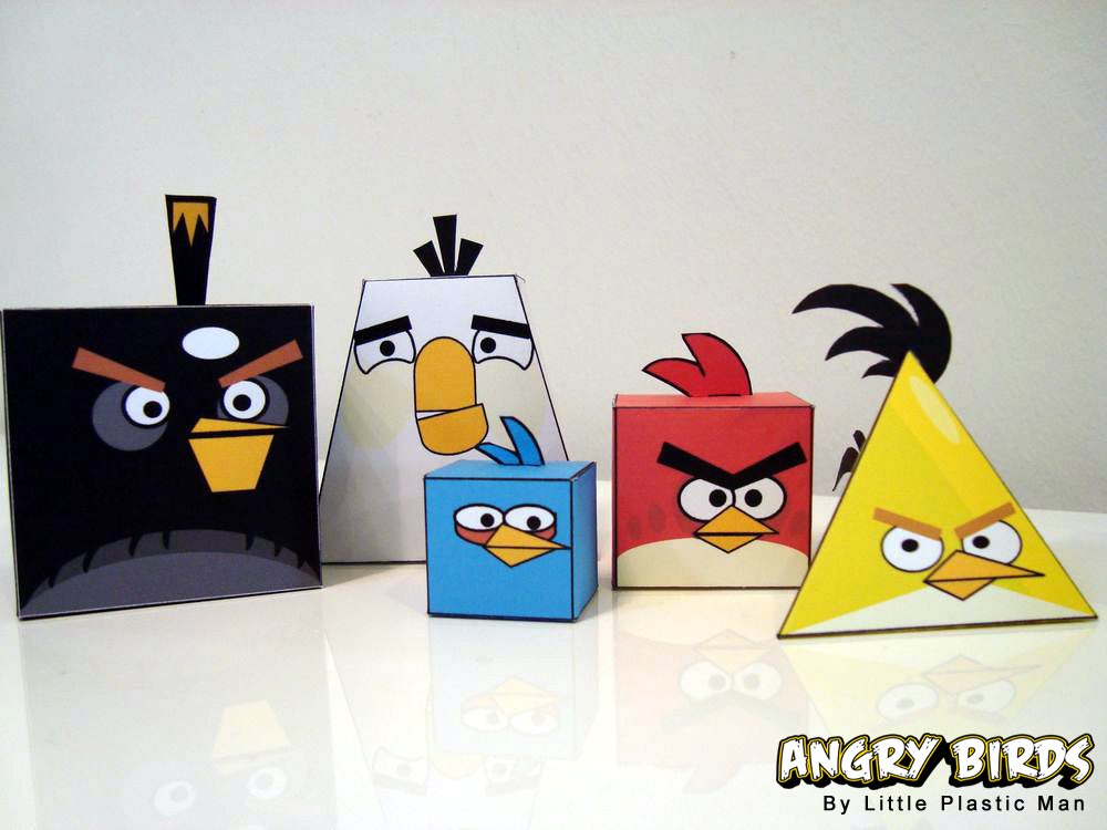 Angry Birds Paper