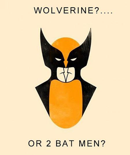 Bat Men or Wolverine