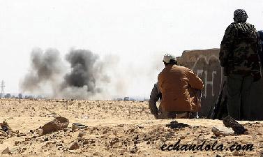 Chapulin Colorado en Libia
