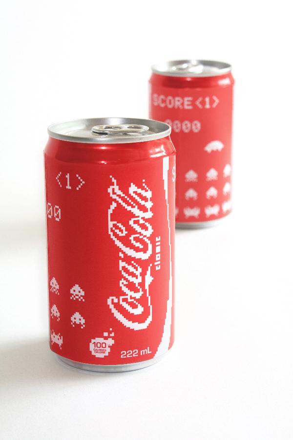 Coke Space Invaders