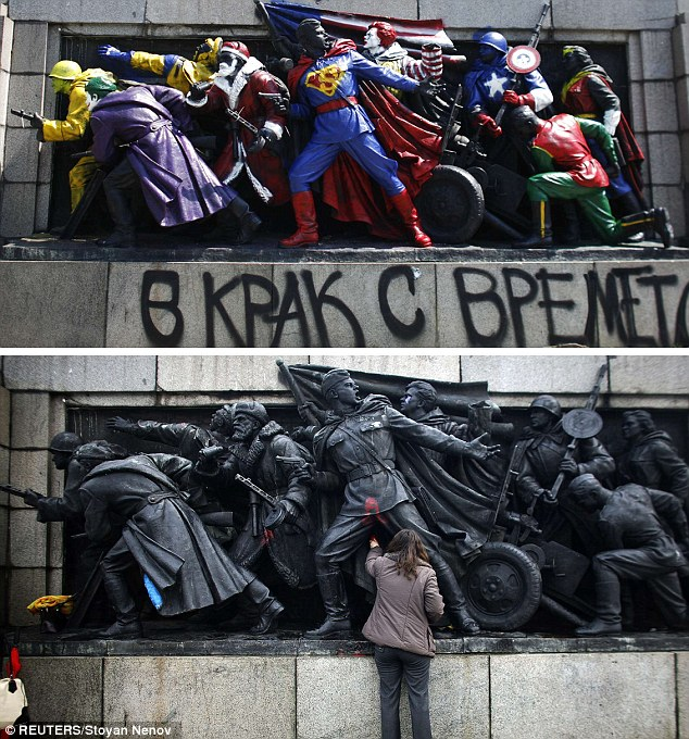 Communist Superheroes