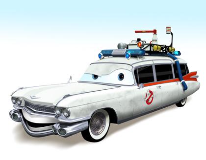 Ecto-1 Cars