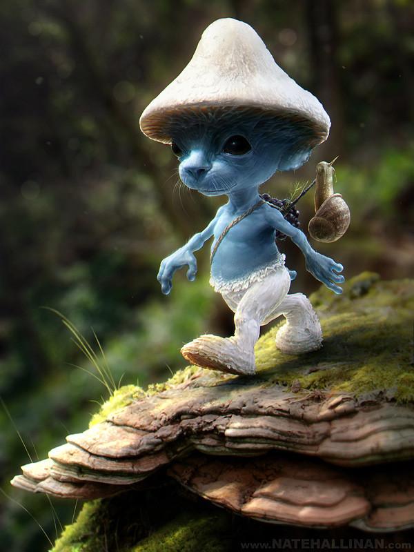 Real Smurf