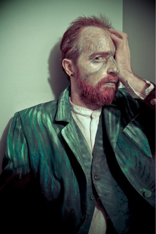 Van Gogh hiperrealista