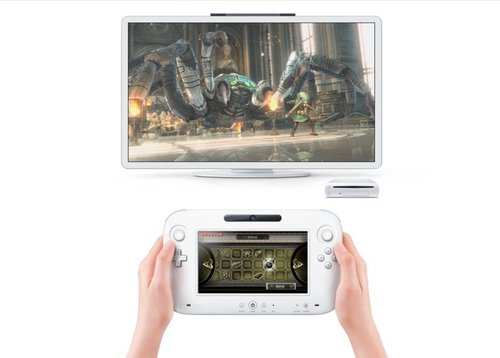 Wii U Nintendo Console