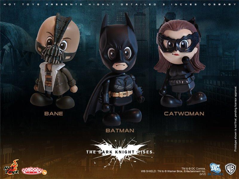 Baby Batmans juguetes