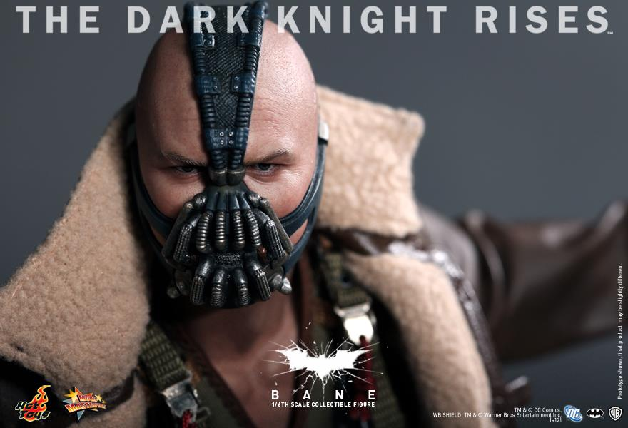 Muñeco de Bane de The Dark Knight Rises