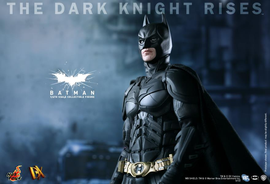 Batman Dark Knight Rises Action Figure
