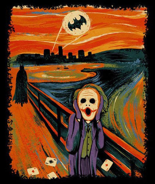 Batman Scream