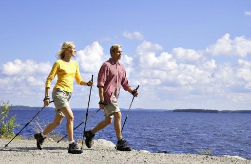 Caminata Nordica