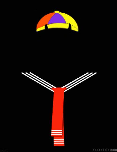 Cartel minimalista Chavo del 8