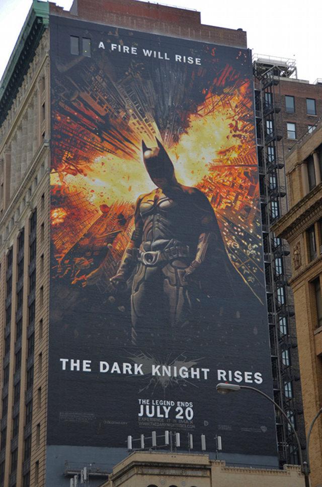 Mural de Dark Knight