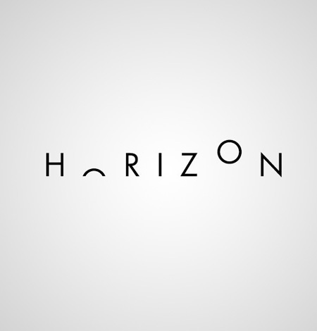horizon text