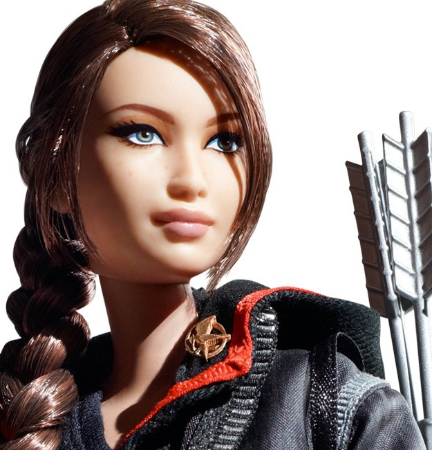 Hunger Games Barbie