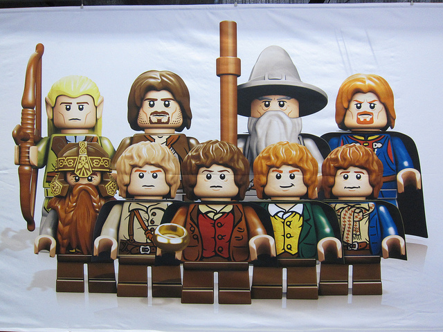 LEGO Lord of the ring