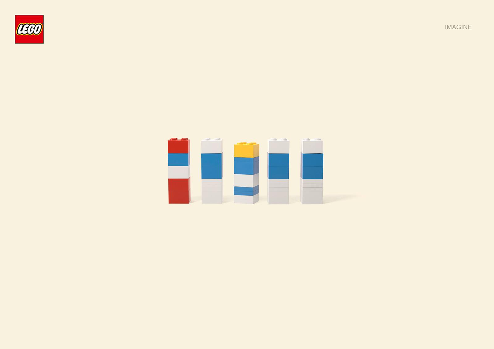 LEGO Pitufos