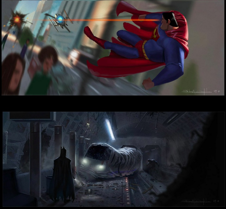 Pixar Justice League