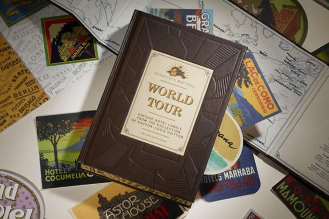 World tour book