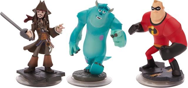 Figuras de Disney Infinity