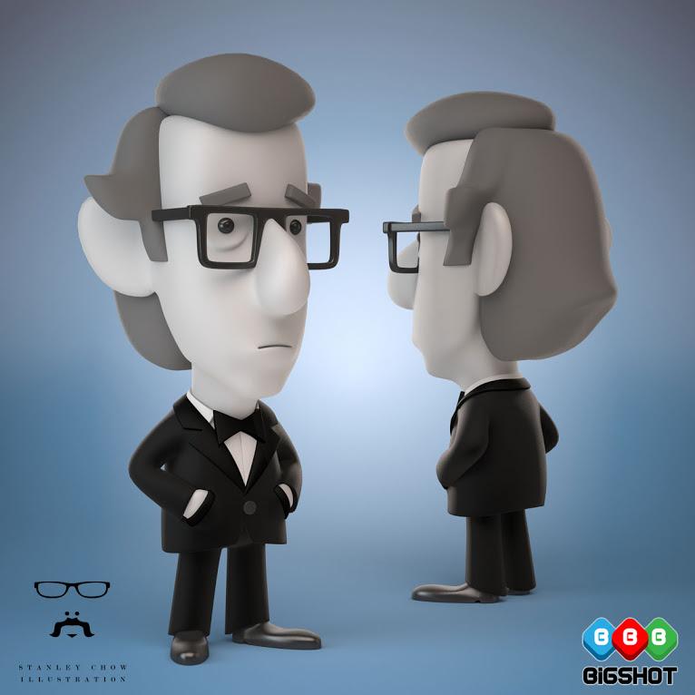 Woody Allen Toy