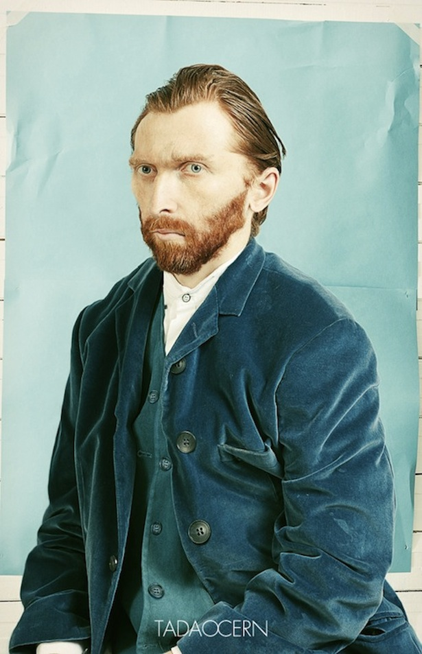 Van Gogh vida real